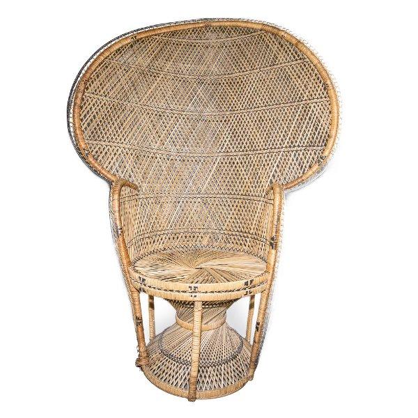 Beckett Peacock Chair