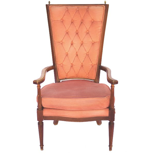 Daphne Pink Chair