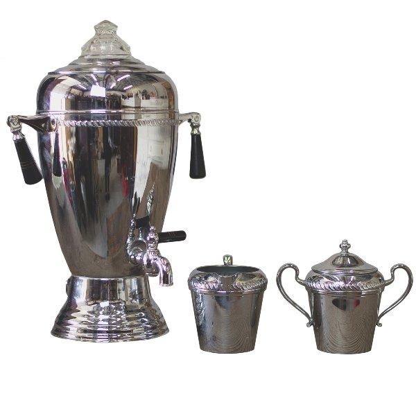 Art Deco Coffee Maker Set