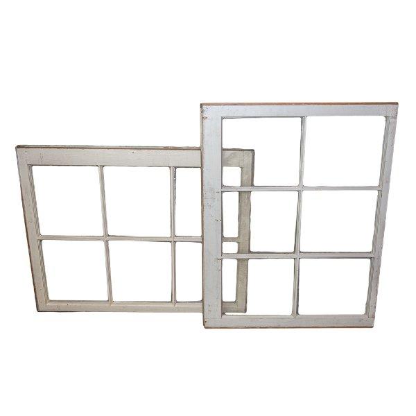 6-Pane Windows