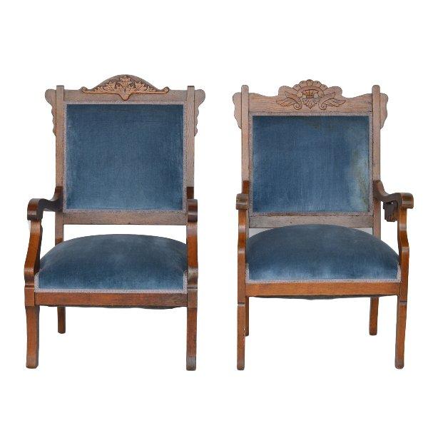 Arlington Sweetheart Chairs (Pair)