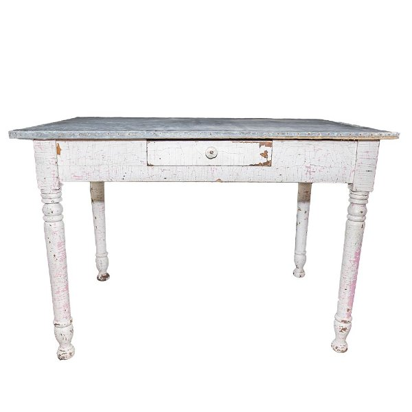 Tyler Metal Farm table