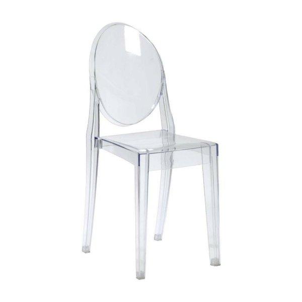 Julia Ghost Chairs