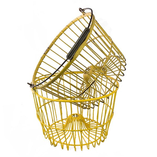 Metal Egg Basket