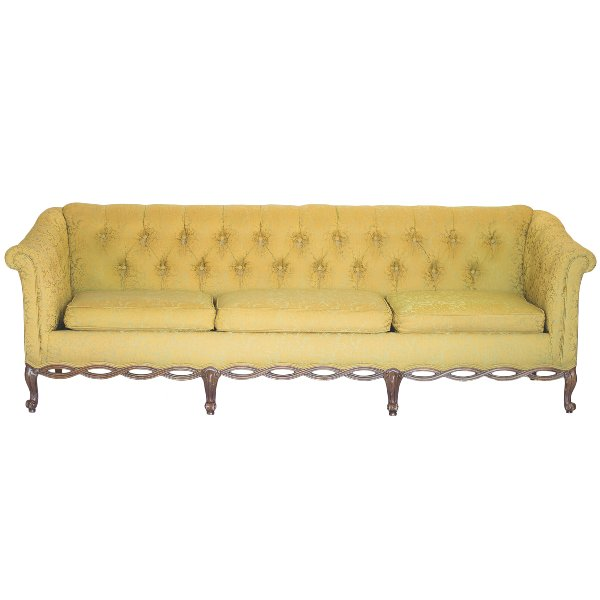 Amberlin Club Sofa