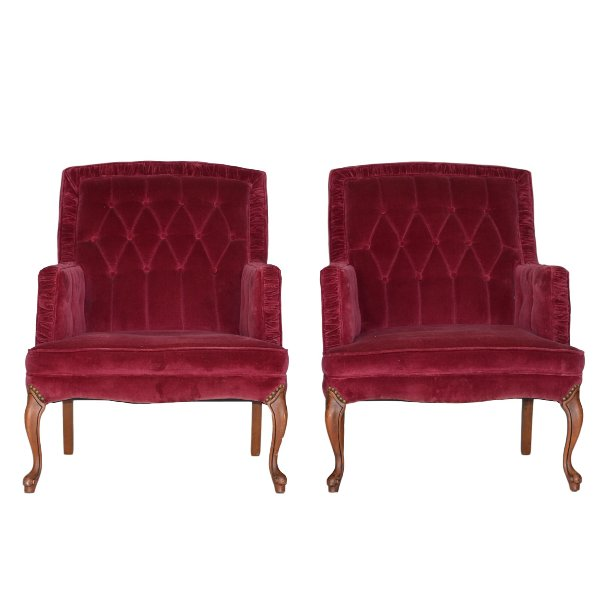 Selma Red Chair