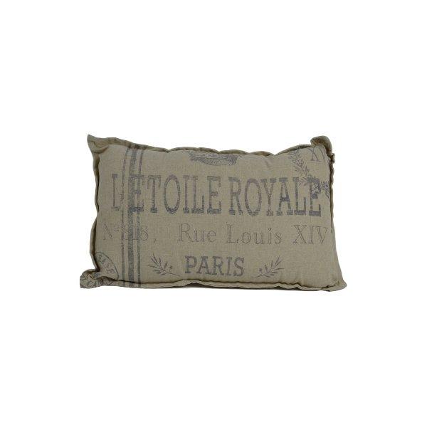 French Royal Lumbar Pillow