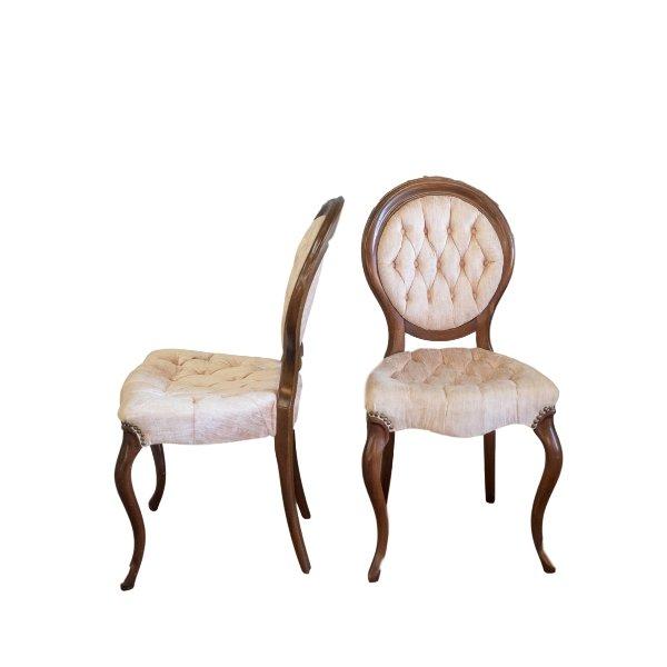 Primrose Tufted Chair