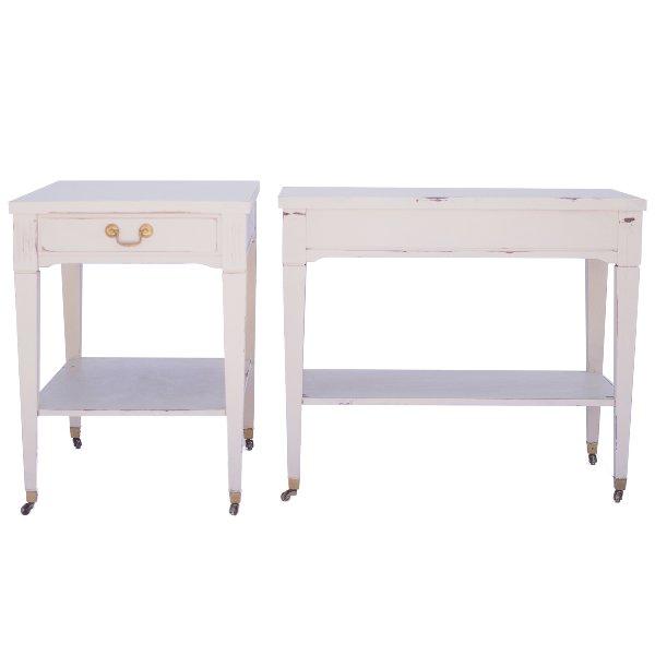 Lynette Side Tables (pair)