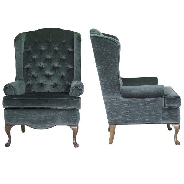 Kinsley Wingback Chair