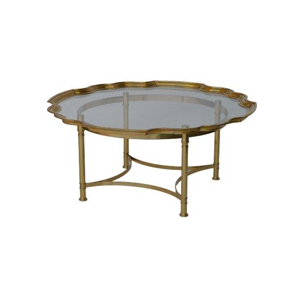 Thatcher Brass Coffee table