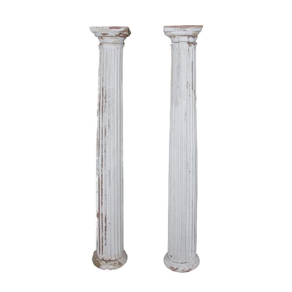 Distressed Columns (pair)