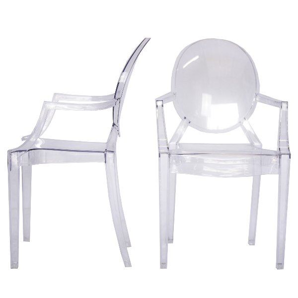Jules Ghost Chair