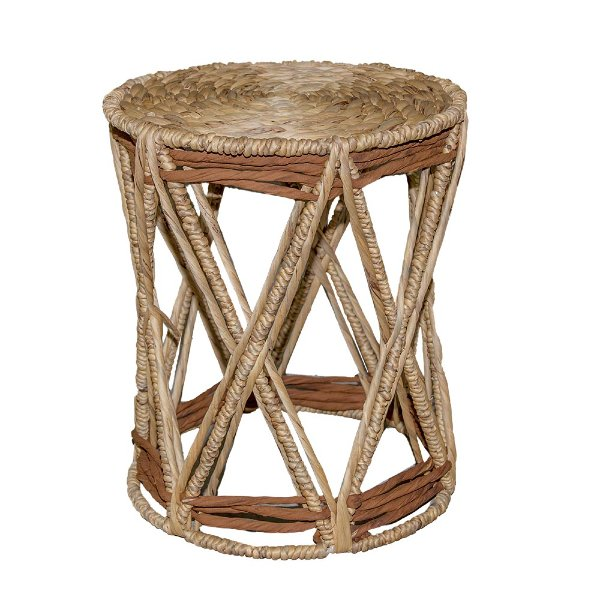 Sonora Woven Accent Table