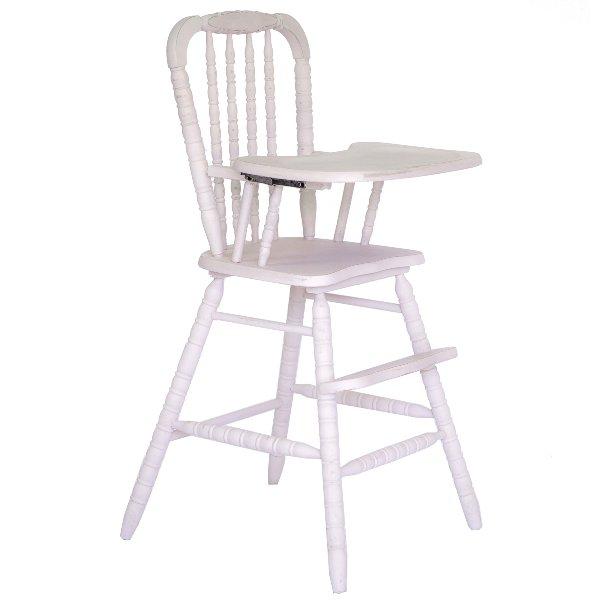 Emery Pink High Chair