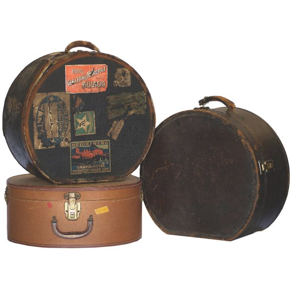 Selection of Aged Hat Cases