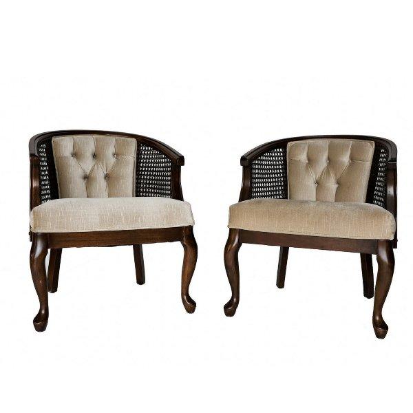 Avery Cream Chairs