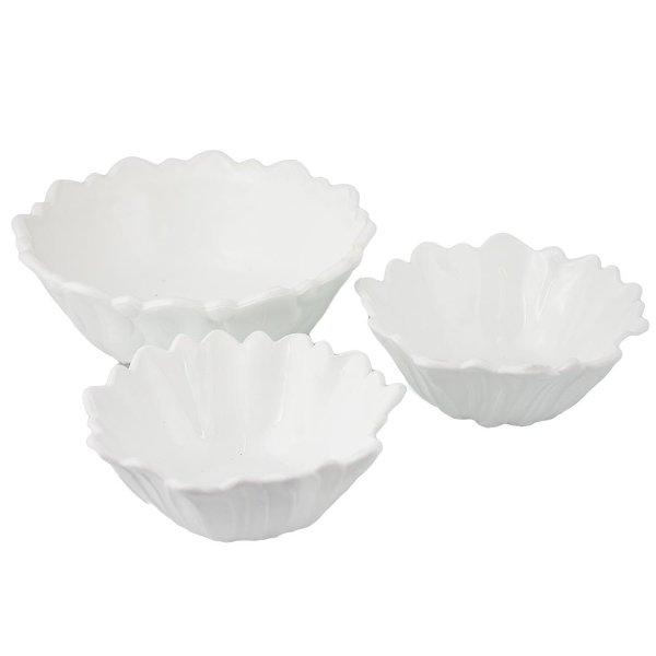 Milk Glass Bowls