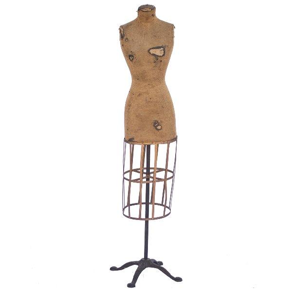 Victorian Dress Form