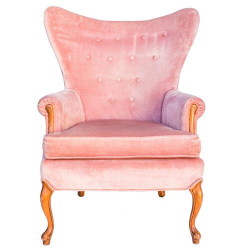 Ellie Blush Chair