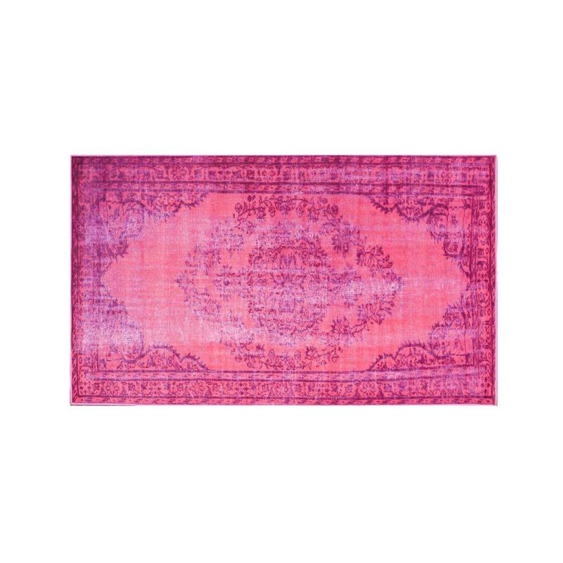 Vintage Fuschia Rug