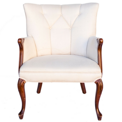 Finn White Chair