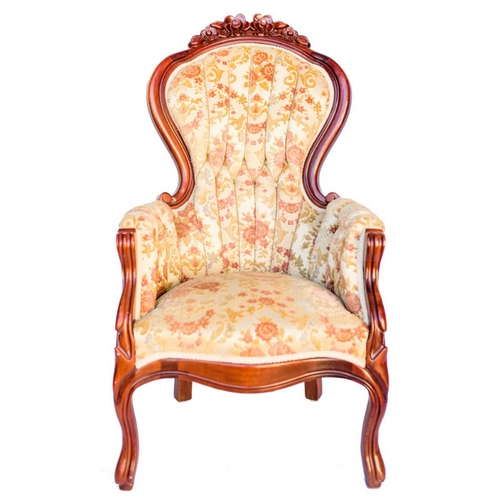 Francis Floral Chair