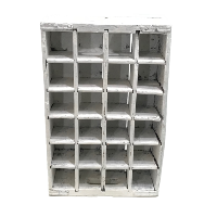 BOTTLE crate (white)