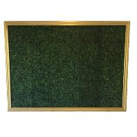 FRAMED GRASS wall (10x8)