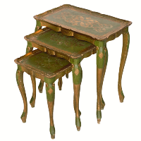 VERDI nesting tables set