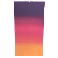 SUNSET wall (4x8)