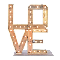 LOVE marquee sign 5ft