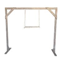 BLANCHE arbor + swing