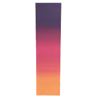 SUNSET wall (2x8)