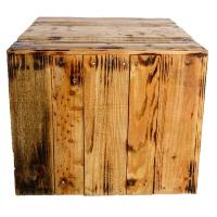 Wooden Cube (M)