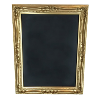 CHALK BOARD FRAME