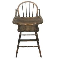 DEREK high chair