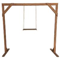 CAMMEO arbor + swing