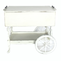 GINA tea cart