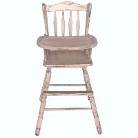 AURORA high chair