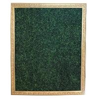 FRAMED GRASS wall (6x8)