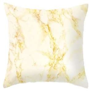 Marble Gold Pillow