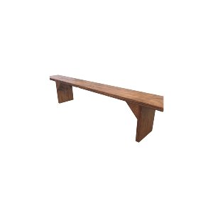Simple Wood Bench 8 ft
