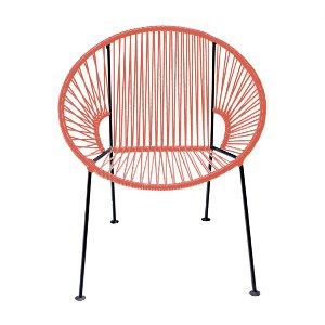 Paloma Chair Coral