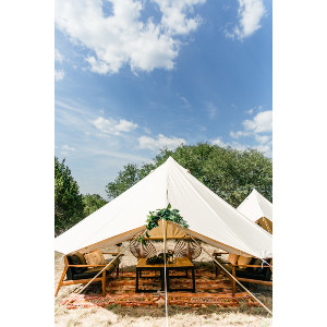 The Lounge Tent Package