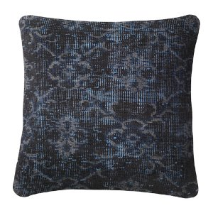 Navy Carpet Pillow