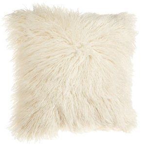 Small Faux Fur Pillow