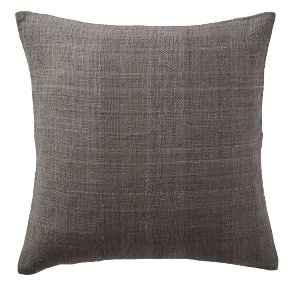 Grey Washed Linen Pillow