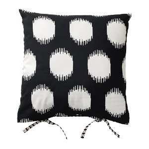 Dotted Ties Pillow