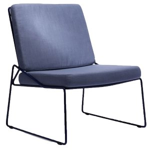 Blue Julep Lounge Chair